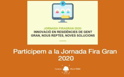 Fundació Vella Terra participa a Fira Gran 2020