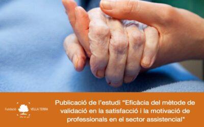 """Estudi sobre la """"validació"""" en la motivació de professionals al sector assistencial"""