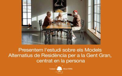 Estudi sobre altres models de residència per a la gent gran